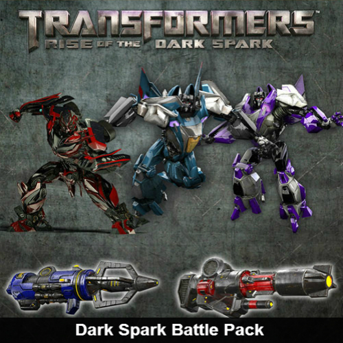 Comprar Transformers Dark Spark Battle Pack CD Key Comparar Precios