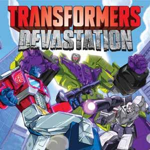 Comprar Transformers Devastation PS3 Code Comparar Precios