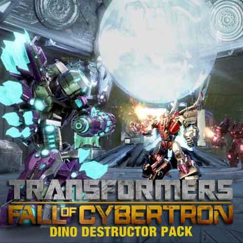 Comprar clave CD Transformers Fall of Cybertron Dinobot Destructor Pack DLC y comparar los precios