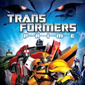 Comprar Transformers Prime The Game Nintendo Wii U Descargar Código Comparar precios