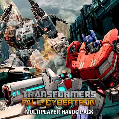Comprar clave CD Transformers fall of cybertron Multiplayer Havoc Pack y comparar los precios