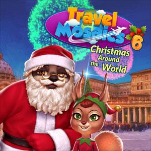 Travel Mosaics 6 Christmas Around the World