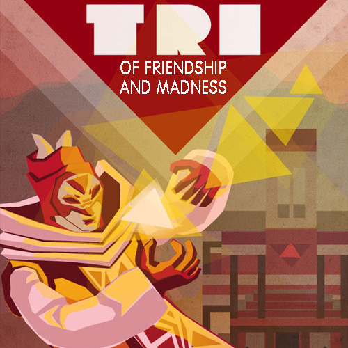 Comprar TRI Of Friendship and Madness CD Key Comparar Precios