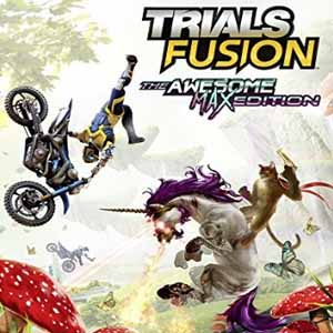 Comprar Trials Fusion Awesome Max Edition Xbox One Code Comparar Precios