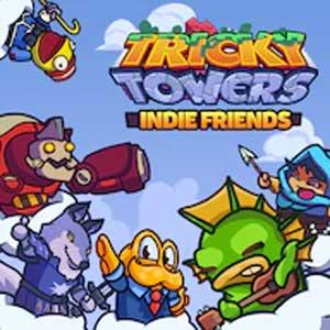 Comprar Tricky Towers Indie Friends Ps4 Barato Comparar Precios