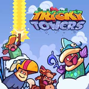 Comprar Tricky Towers Spirit Animal Pack Nintendo Switch Barato comparar precios