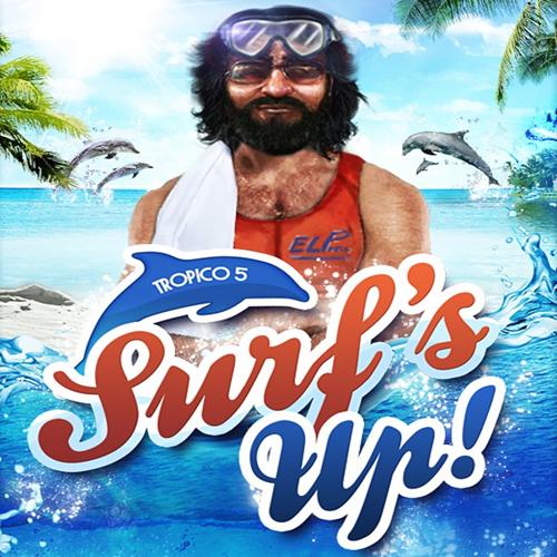 Comprar Tropico 5 Surfs Up! CD Key Comparar Precios