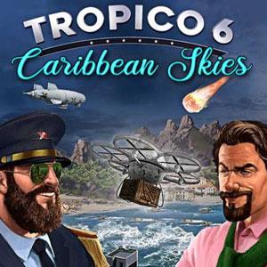 Comprar Tropico 6 Caribbean Skies CD Key Comparar Precios