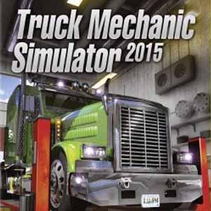 Comprar Truck Mechanic Simulator 2015 CD Key Comparar Precios