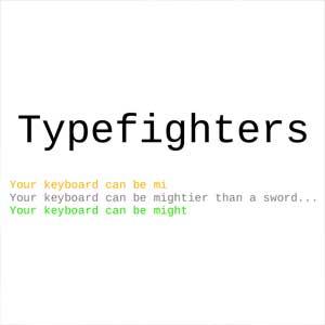 Comprar Typefighters CD Key Comparar Precios