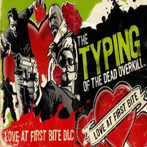 Comprar Typing of the Dead Overkill Love at First Bite CD Key Comparar Precios