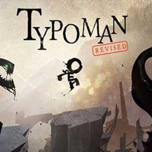Comprar Typoman Revised CD Key Comparar Precios
