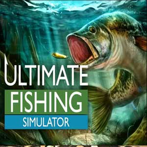 Comprar Ultimate Fishing Simulator CD Key Comparar Precios