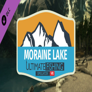 Ultimate Fishing Simulator VR Moraine Lake