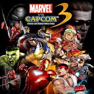 Comprar Ultimate Marvel vs Capcom 3 Fate of Two Worlds Xbox 360 Code Comparar Precios
