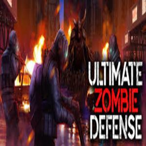 Comprar Ultimate Zombie Defense CD Key Comparar Precios