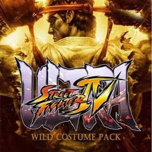 Comprar Ultra Street Fighter 4 Wild Costume Pack CD Key Comparar Precios
