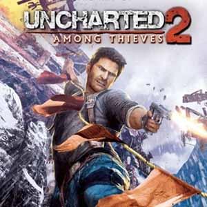 Comprar Uncharted 2 Among Thieves Ps3 Code Comparar Precios