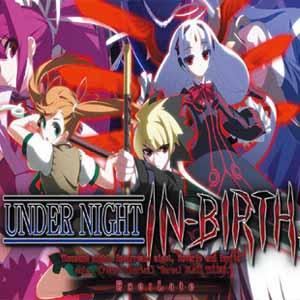Comprar Under Night In-Birth Exe Late PS3 Code Comparar Precios