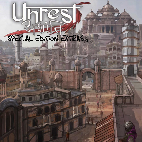Comprar Unrest Special Edition Extras CD Key Comparar Precios