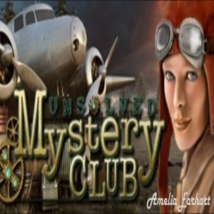 Unsolved Mystery Club Amelia Earhart