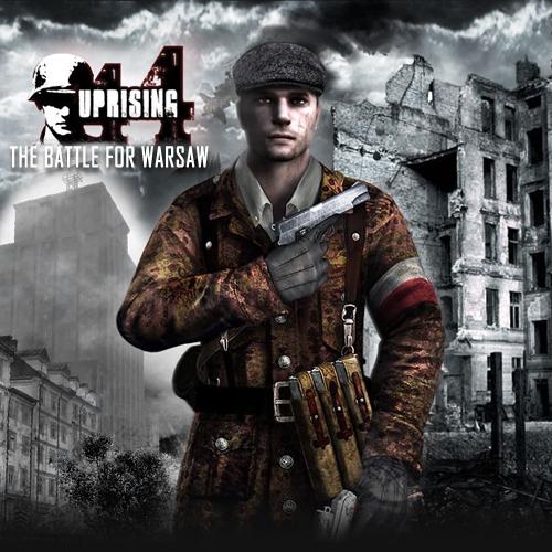 Comprar Uprising 44 The Battle for Warsaw CD Key Comparar Precios