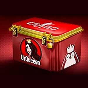 Comprar UrQueeen CSGO Skins Case CD Key Comparar Precios