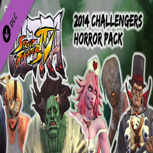 USF4 2014 Challengers Horror Pack