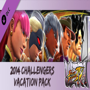 USF4 2014 Challengers Vacation Pack