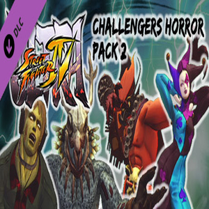USF4  Challengers Horror Pack 2