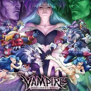 Comprar Vampire Resurrection PS3 Code Comparar Precios