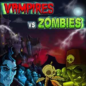 Comprar Vampires vs Zombies CD Key Comparar Precios