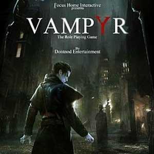 Comprar Vampyr CD Key Comparar Precios