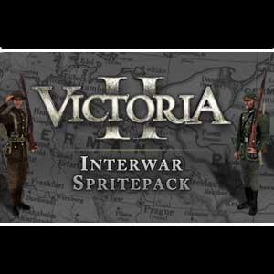 Comprar Victoria 2 Interwar Spritepack CD Key Comparar Precios