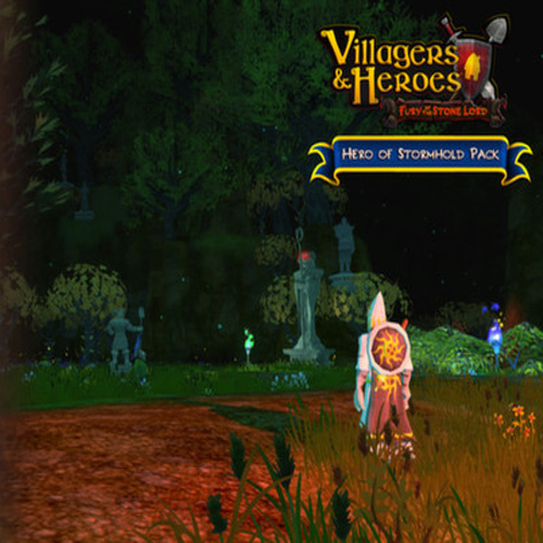 Comprar Villagers and Heroes Hero of Stormhold Pack CD Key Comparar Precios