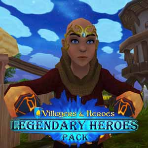 Comprar Villagers and Heroes Legendary Heroes Pack CD Key Comparar Precios