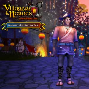 Comprar Villagers and Heroes Midsummers Eve Lantern Pack CD Key Comparar Precios