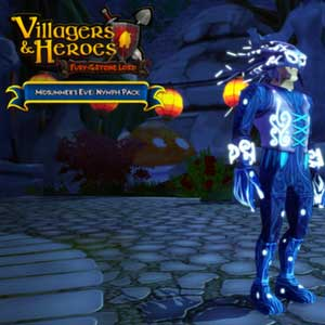 Comprar Villagers and Heroes Midsummers Eve Nymph Pack CD Key Comparar Precios
