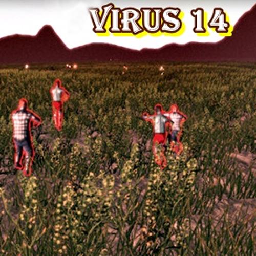 Comprar Virus 14 CD Key Comparar Precios