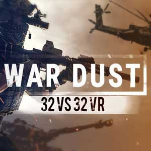 Comprar WAR DUST 32 VS 32 BATTLES VR CD Key Comparar Precios