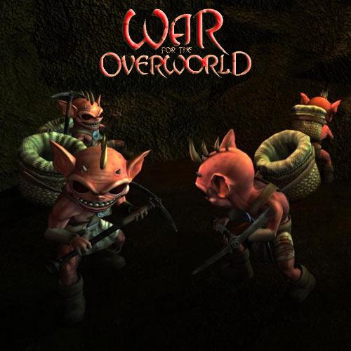 Descargar War for the Overworld - key Steam