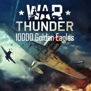 Comprar War Thunder 10000 Golden Eagles CD Key Comparar Precios