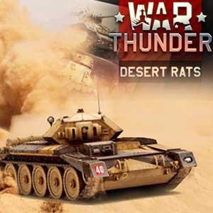 Comprar War Thunder Desert Rats CD Key Comparar Precios