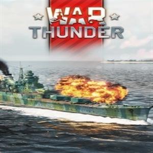 War Thunder IJN Mikuma Pack