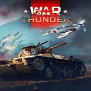 War Thunder Japanese Starter Pack