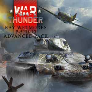 Comprar War Thunder Ray Wetmores P-51D-10 Advanced Pack CD Key Comparar Precios