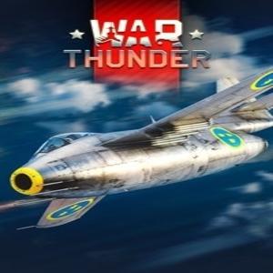 War Thunder Saab J 29D Pack