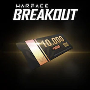 Warface Breakout Coins
