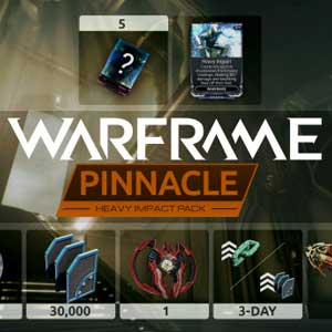 Warframe Heavy Impact Pinnacle Pack