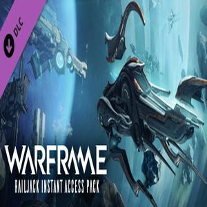Warframe Railjack Instant Access Pack